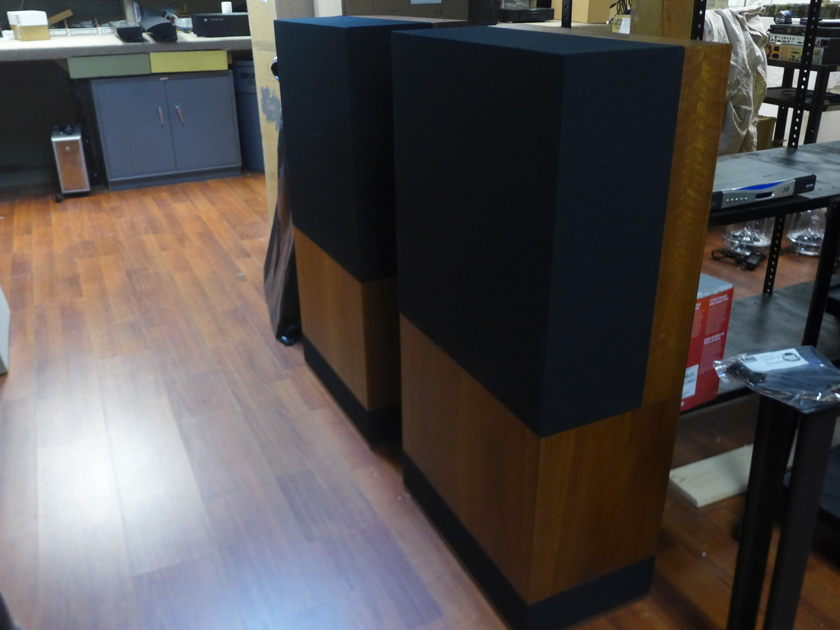 SNELL MODEL A VERSION 2 MASSIVE 3 WAY SYSTEM