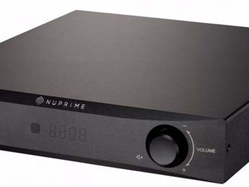 """NUPRIME IDA-8  INTEGRATED AMP, 'BEST  AMP UNDER $2k""""?"""