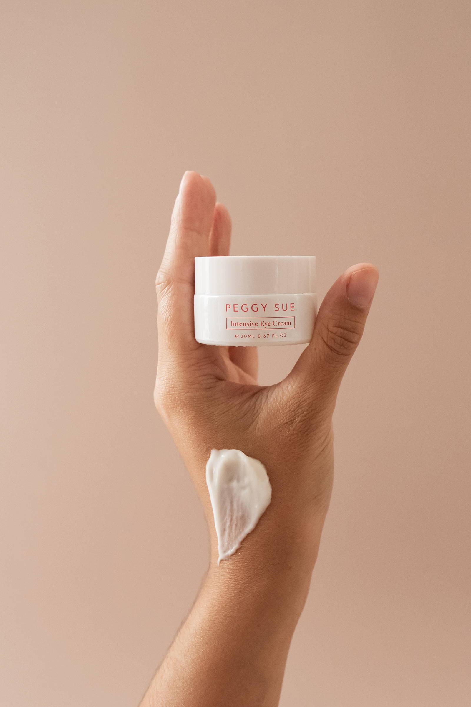 Product shot of Intensive Eye Cream