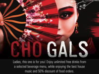 CHO GALS LADIES NIGHT image