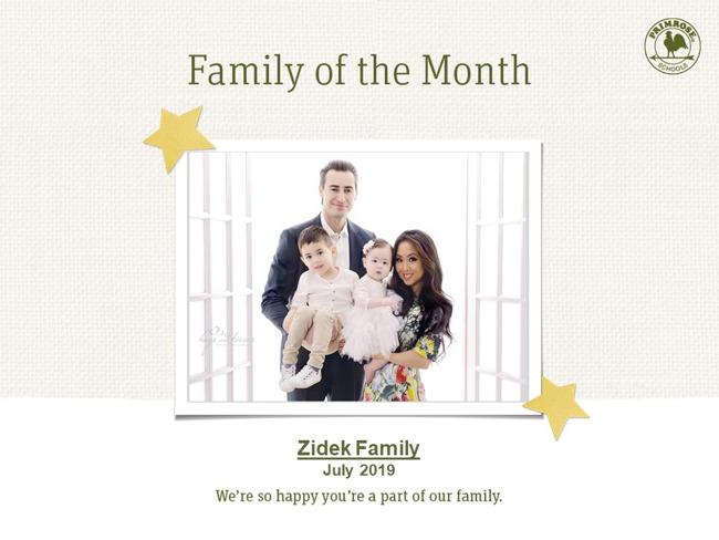 Stunningly Beautiful Family
