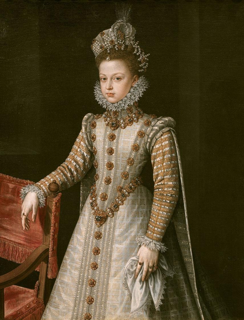 Coello, Infanta Isabel Clara Eugenia
