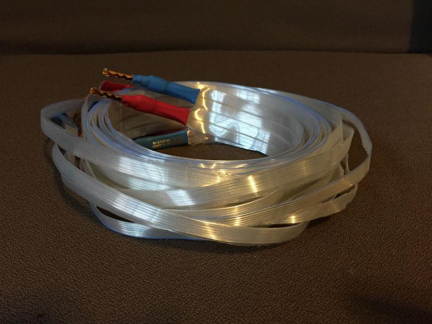 Nordost Blue Heaven     Flatline Speaker Cables; 10ft. Pair