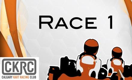 Club Race Round #1 Rain-Date