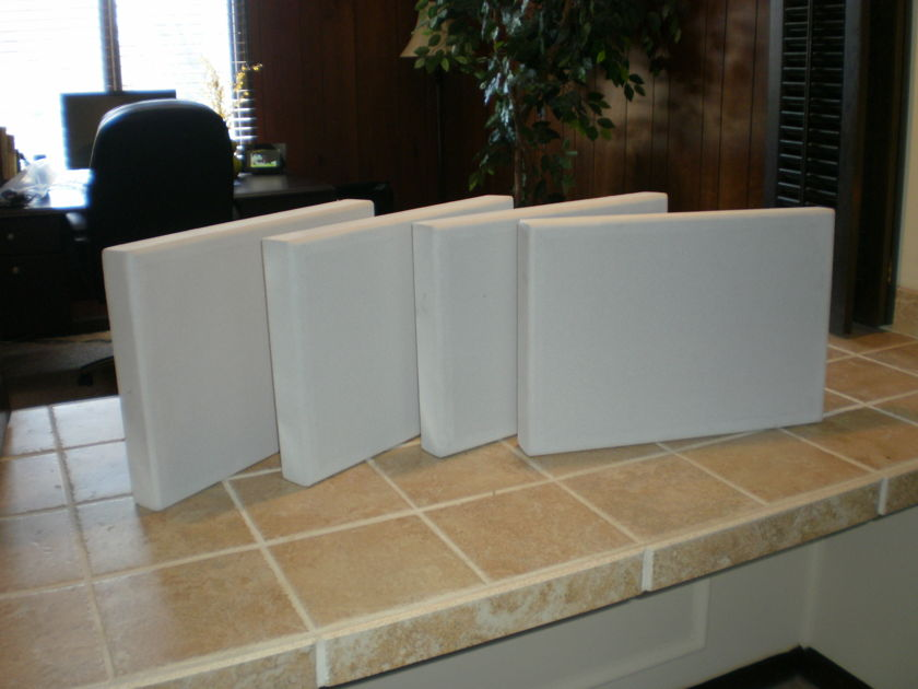 Cathedral Sound Room Dampening Panels