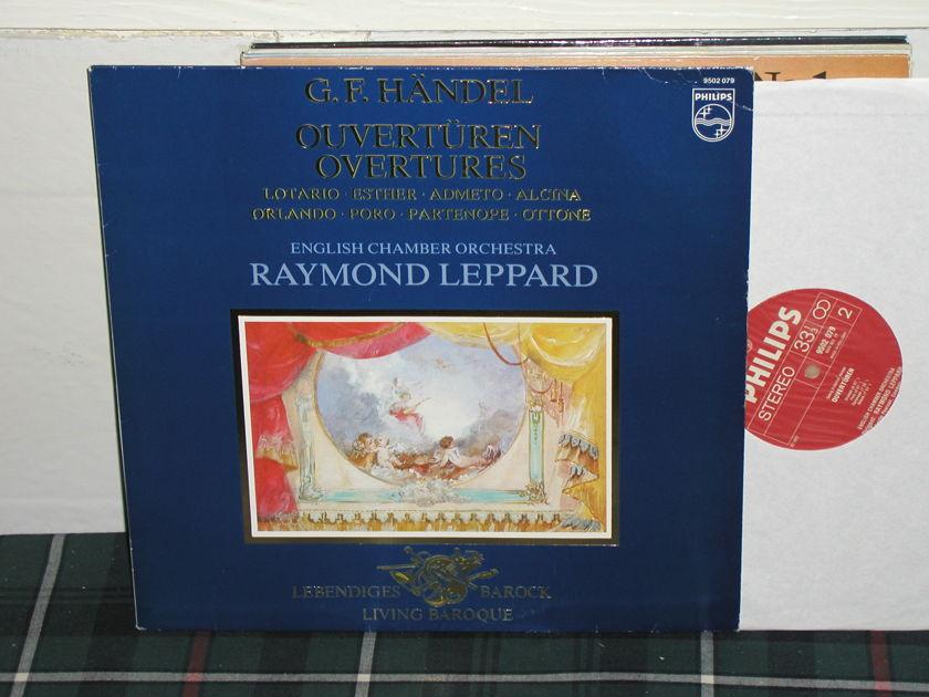 Leppard/ECO - Handel Lotario Philips Import LP 9500