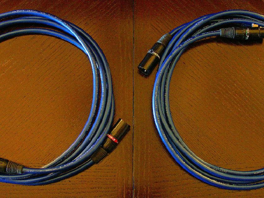 WireWorld /   Oasis 6 /  XLR / 3-Meter (10-feet)