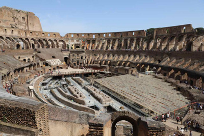 Колизей и Древний Рим в минигруппе