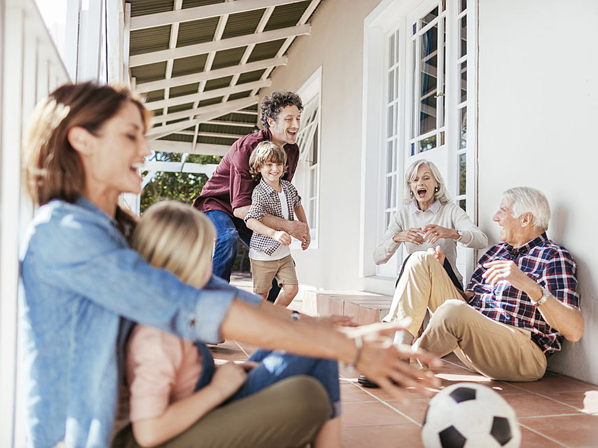 Visp - Multigenerational homes are more popular than ever. Here's why.