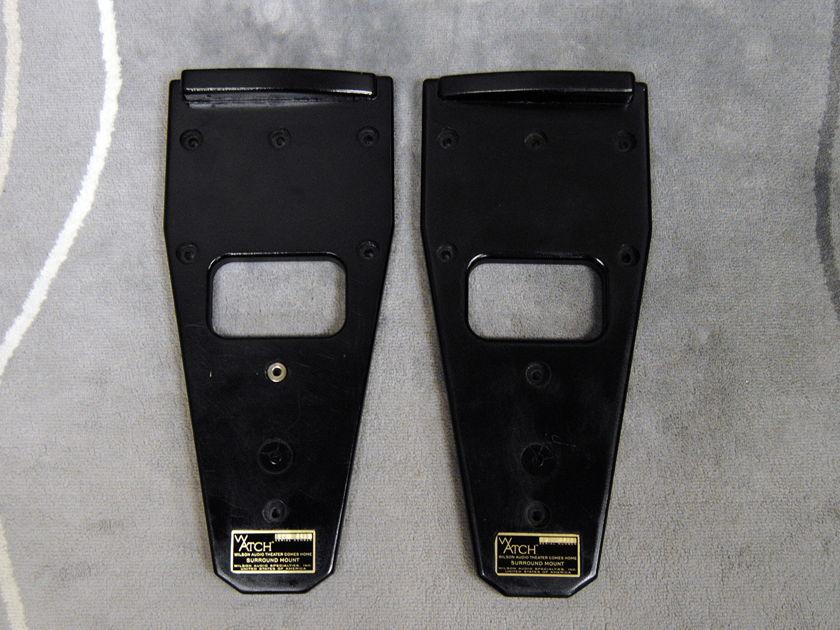 Wilson Audio Watch Surrounds in Black
