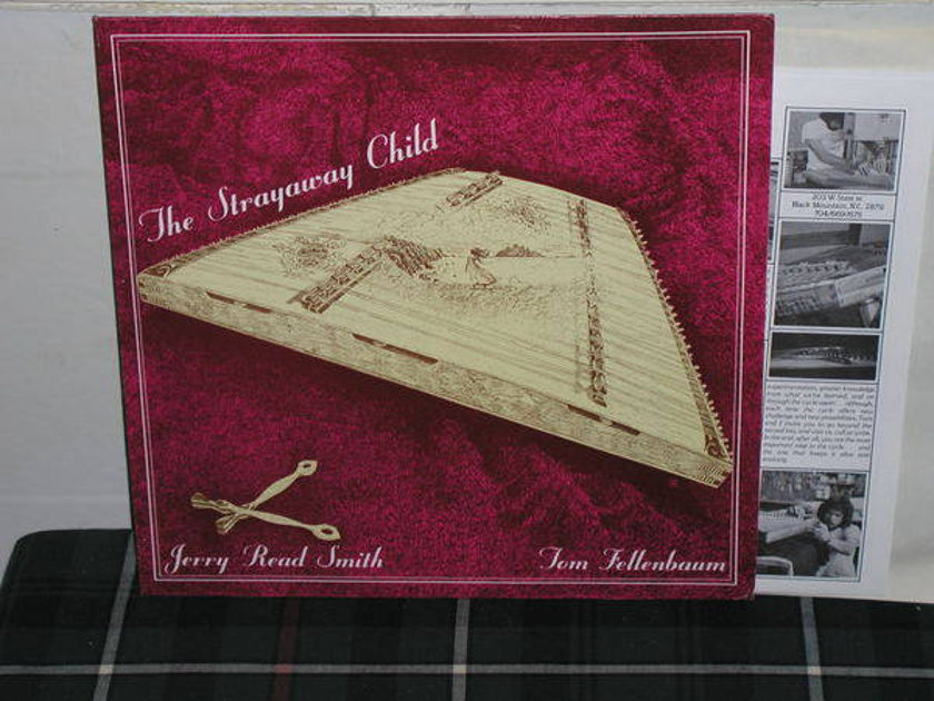 Jerry Read Smith - Strayaway Child (Pics) >TAS< Song of the wood