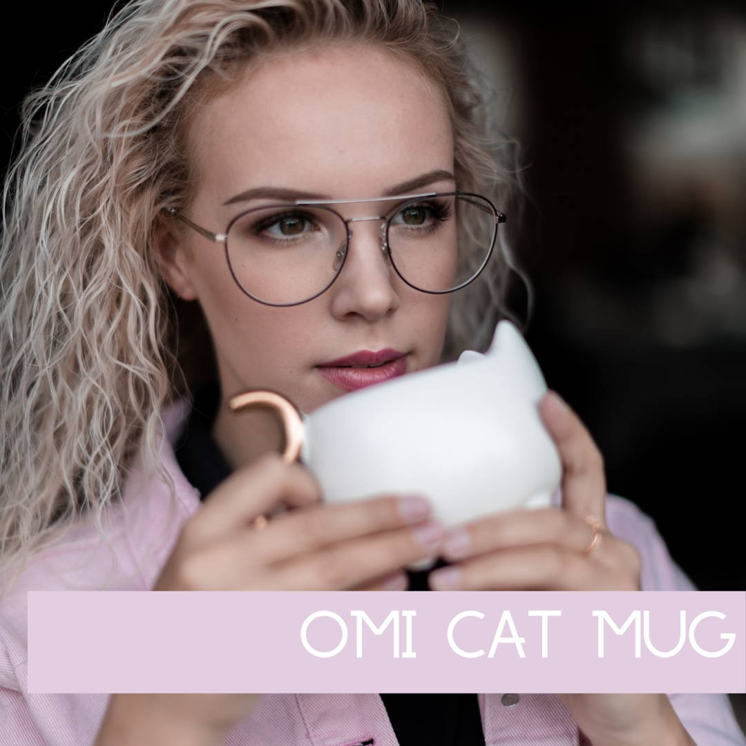 Omi Cat Mug
