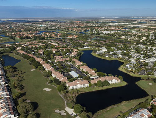 skyview of Doral