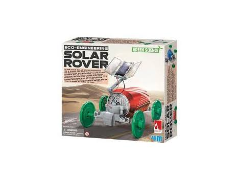 Eco-Engineering Solar Rover Kit