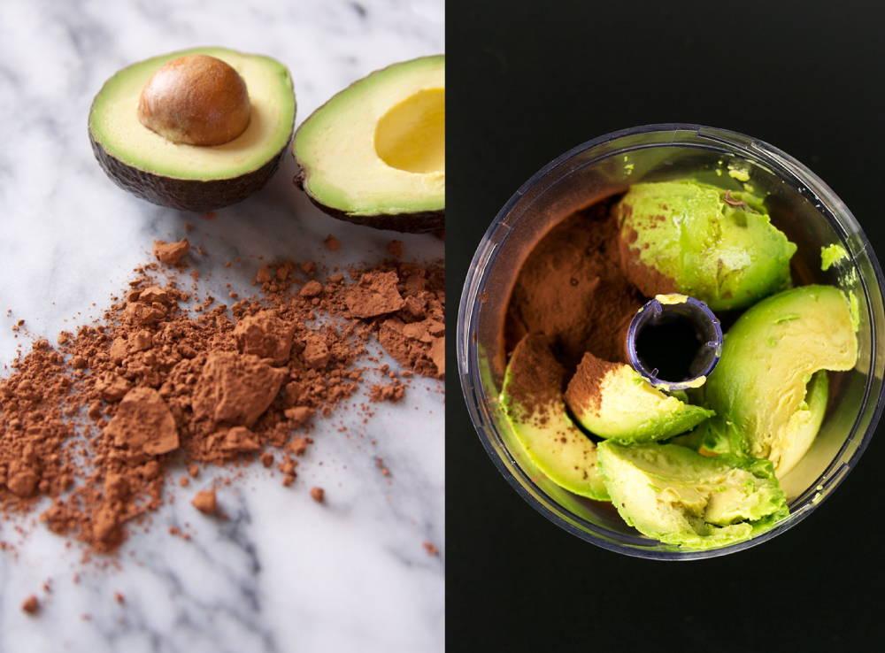 Amandean Chocolate Avocado