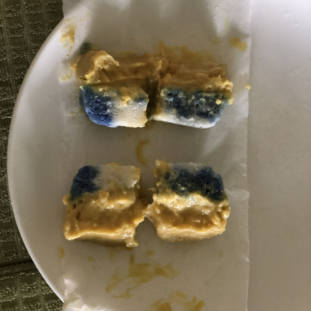Creamy Durian Kueh Salat