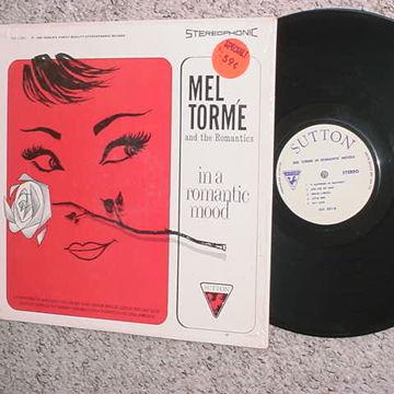 in a romantic mood lp record