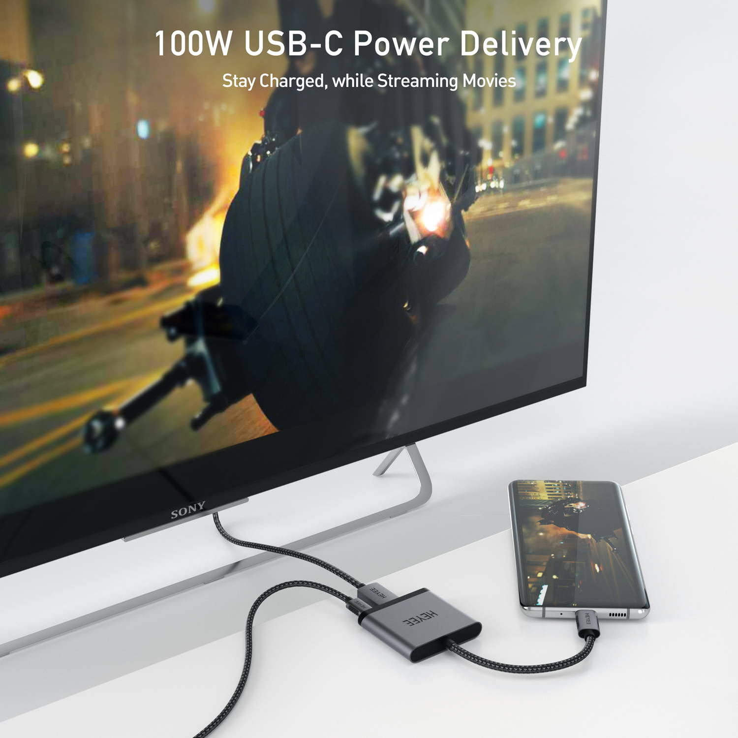 USB-C 3-IN-1 HUB - 4K@30Hz/60Hz, 3 in 1 adapter, usb c to usb adapter, usb to hdmi adapter type c, apple 3 in 1 hub, hdmi adapter for macbook pro, hdmi adapter for ipad air 4, hdmi 1.4
