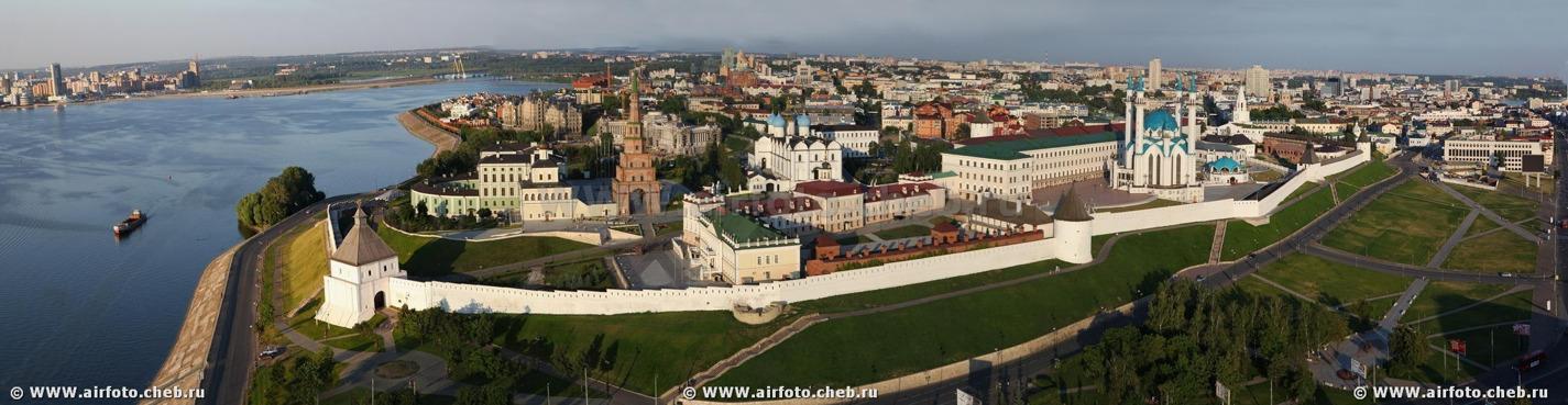 Экскурсия в Казанский Кремль