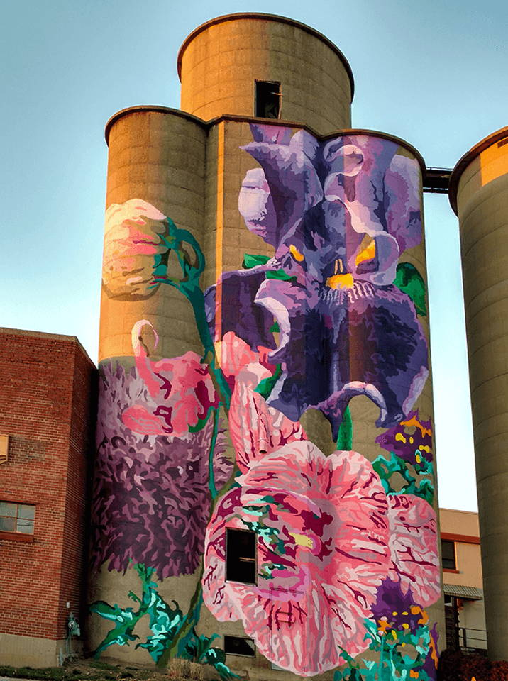 protecting a mural with muralshield from environmental factors
