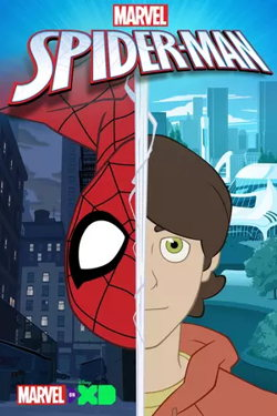 Marvel's Spider Man's BG
