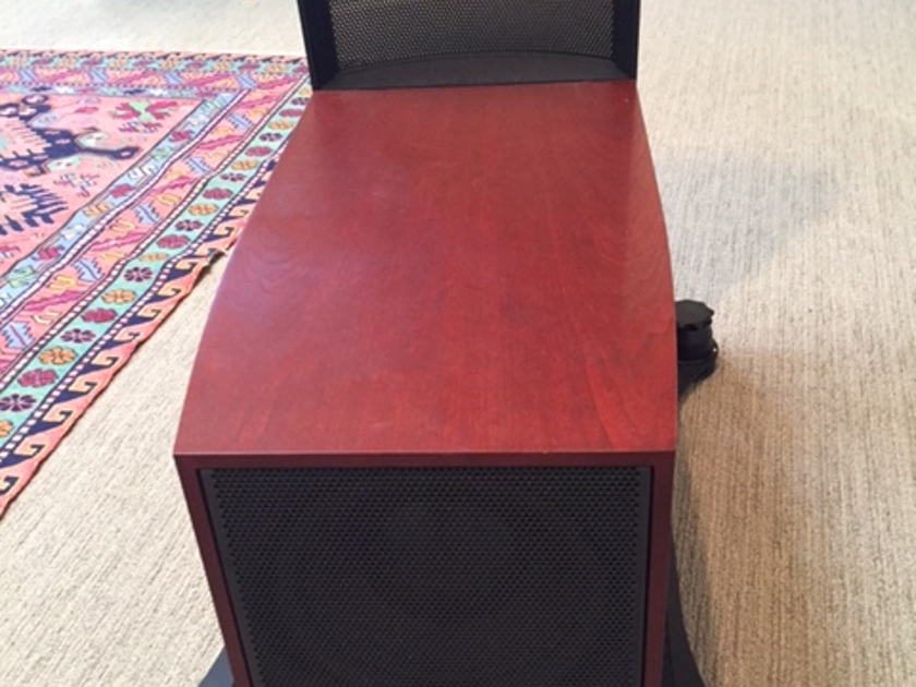 Martin Logan ESL Expression 13A INCLUDES $2.5K Furutech power cords PLUS Perfect Bass Kit!!