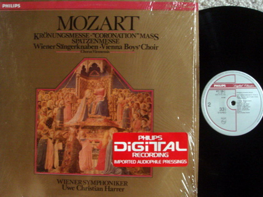 Philips Digital / HARRER, - Mozart Coronation Mass, MINT!