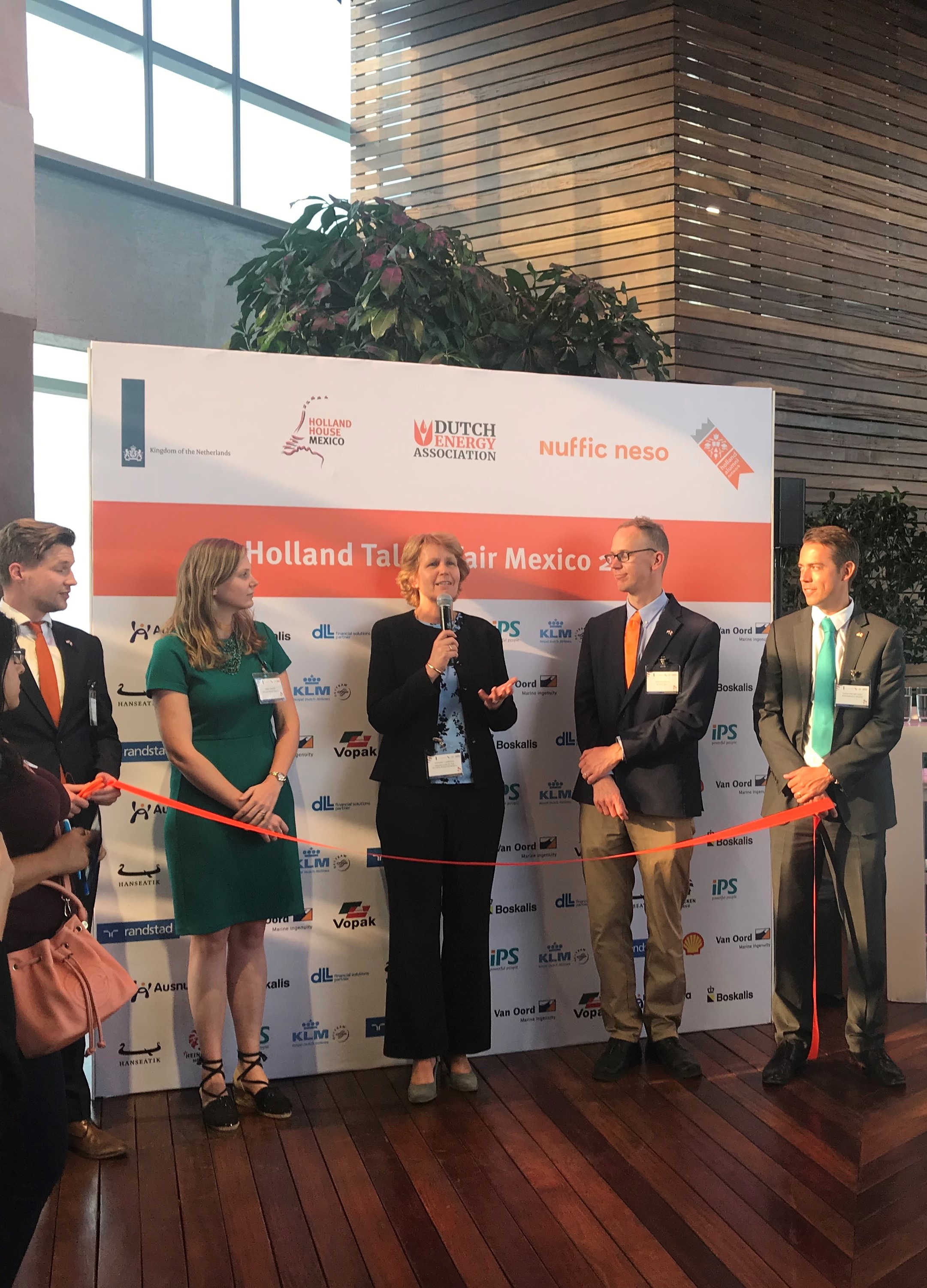 First Holland Talent Fair in Mexico a great success
