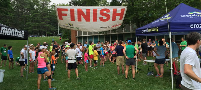 Crozet Running Trail 5K Results; OH!lly Registration Now Open!