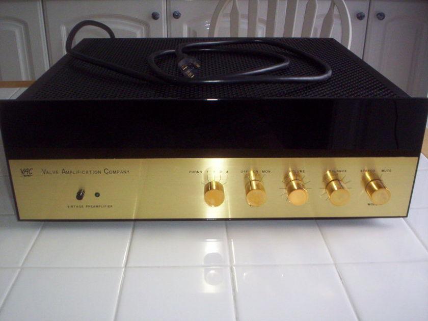 VAC Vintage Series II