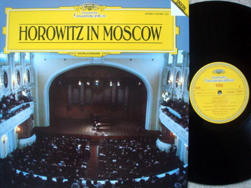 DG Digital / VLADIMIR HOROWITZ, - Horowitz in Moscow, MINT!