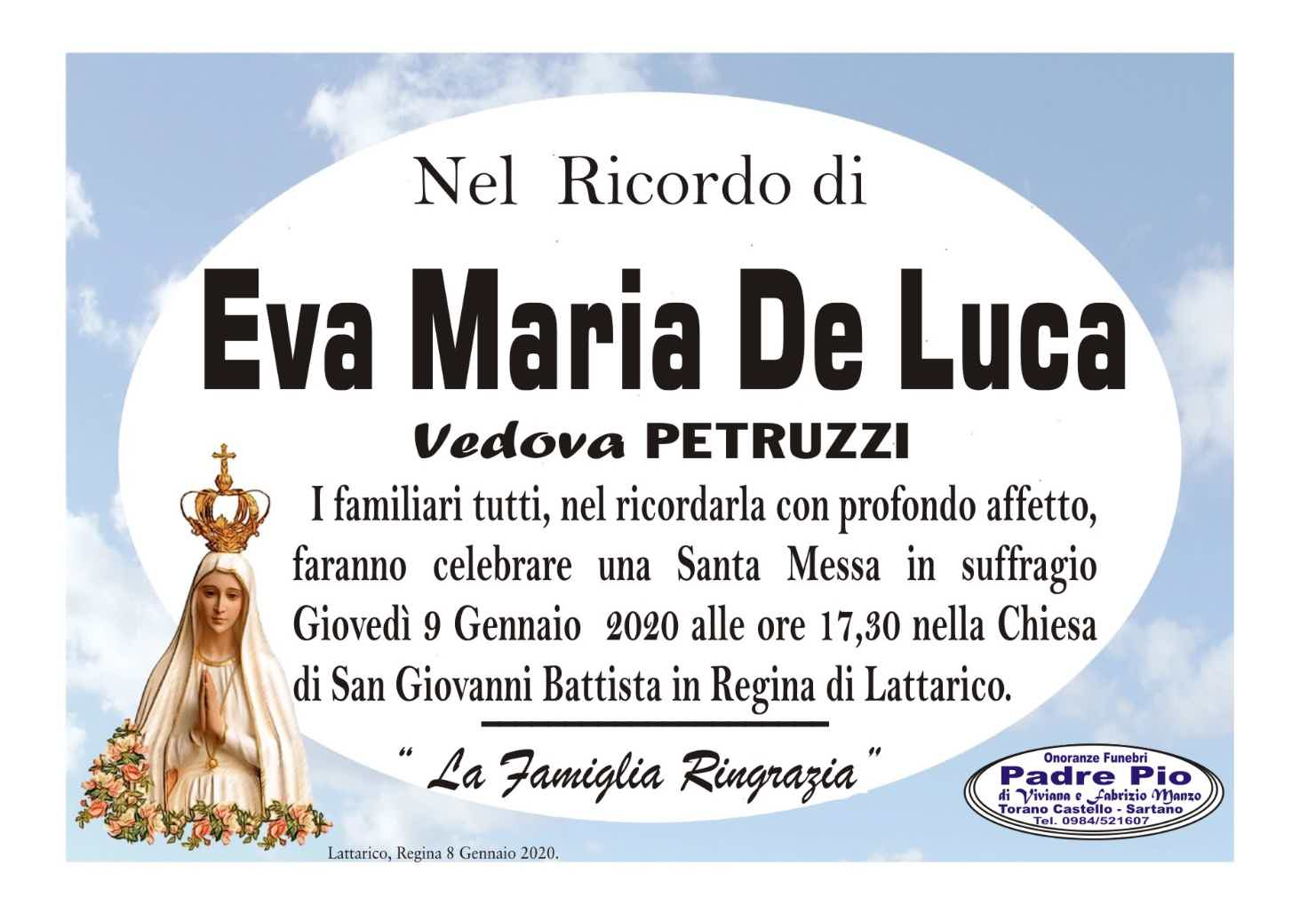 Eva Maria De Luca