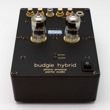 Budgie Hybrid Phono Preamp