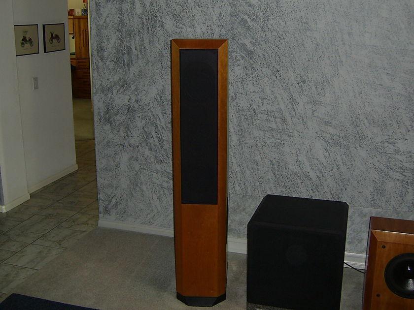 Quintessence Acoustics Standard Signature,Standard,Center