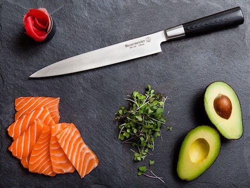 Messermeister Mu Fusion & Bamboo Japanese Knives