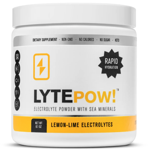 LytePow! Electrolyte Powder With Sea Minerals