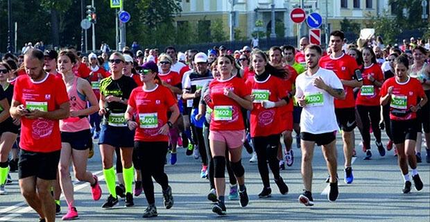 Самый массовый марафон «Европа-Азия» прошел в Екатеринбурге при поддержке «Авторадио» - Новости радио OnAir.ru