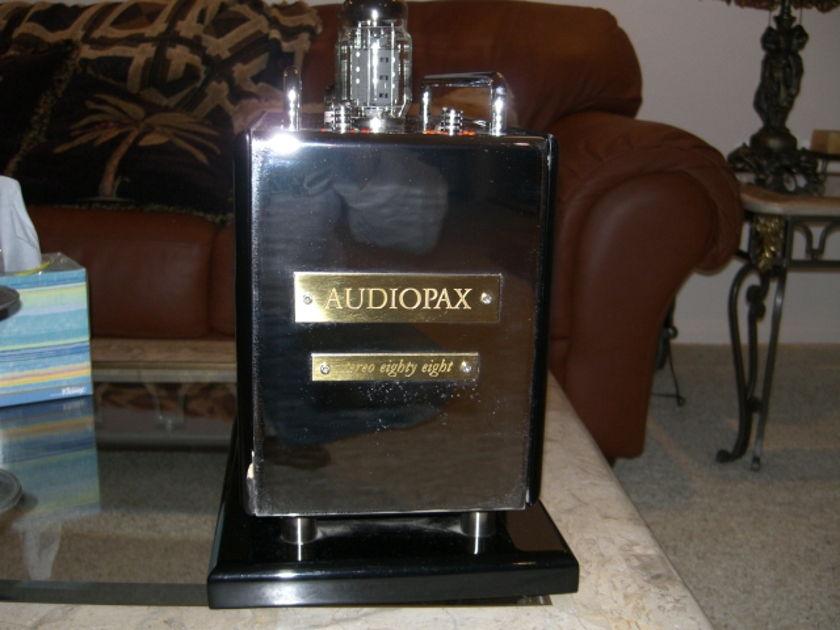 Audiopax Stereo 88 Tube Amp