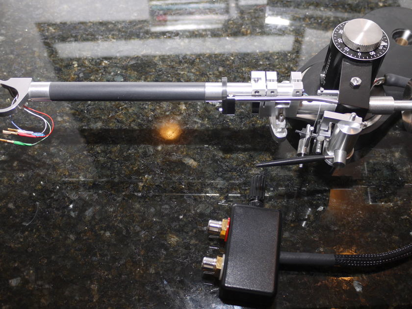 Tri-Planar Ultimate Mark VII UII Precision Tonearm
