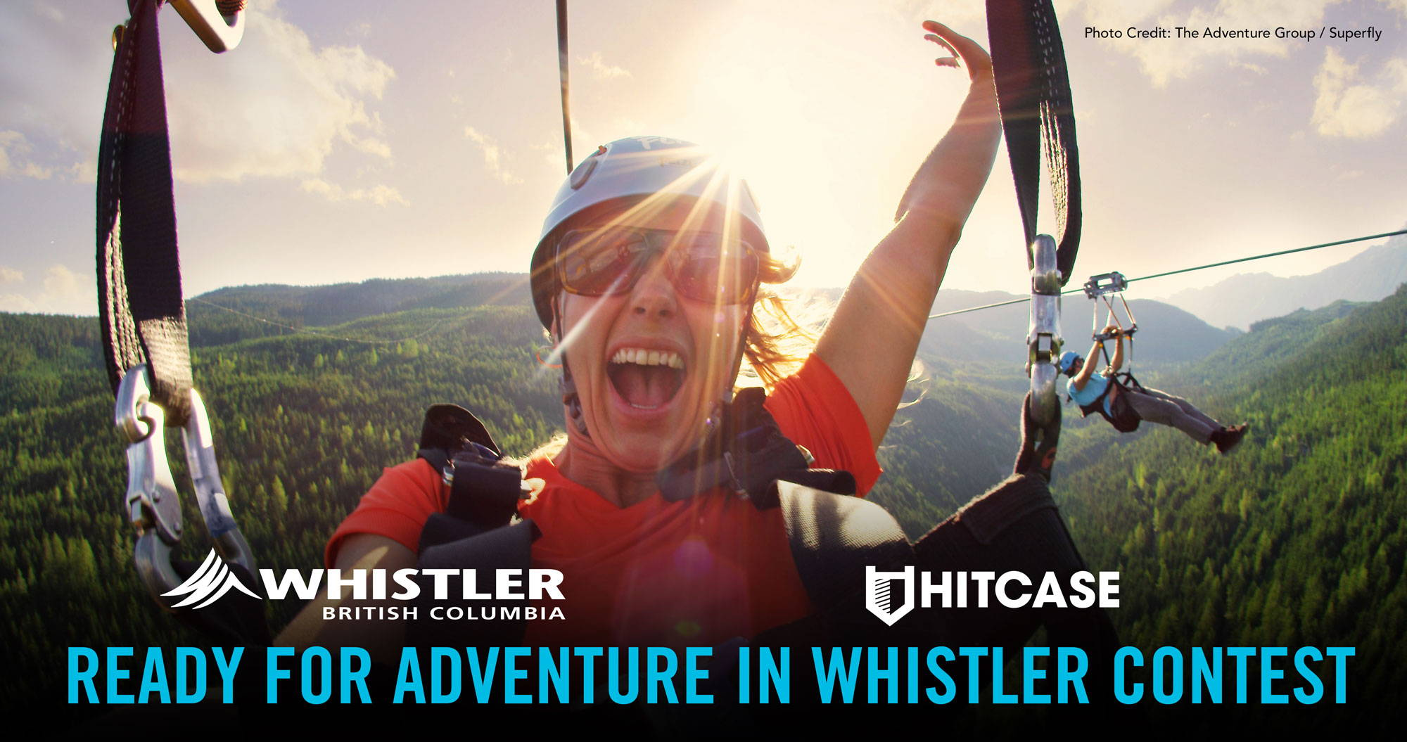 Ready for adventure in whistler contest presented by tourism whistler and hitcase