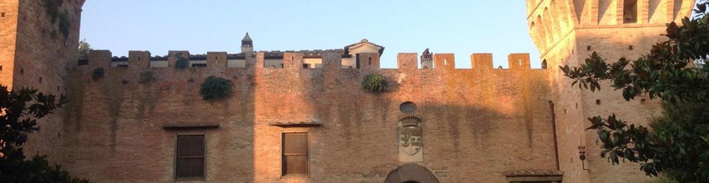 Дегустация в замке Оливето
