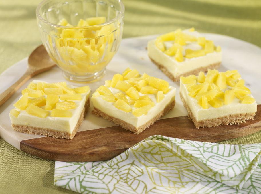Creamy Pineapple Dessert