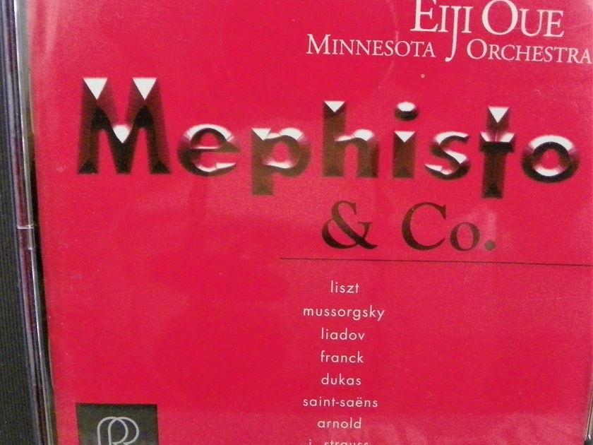 EIJI OUE - MEPHISTO & CO. HDCD AUDIOPHILE CD