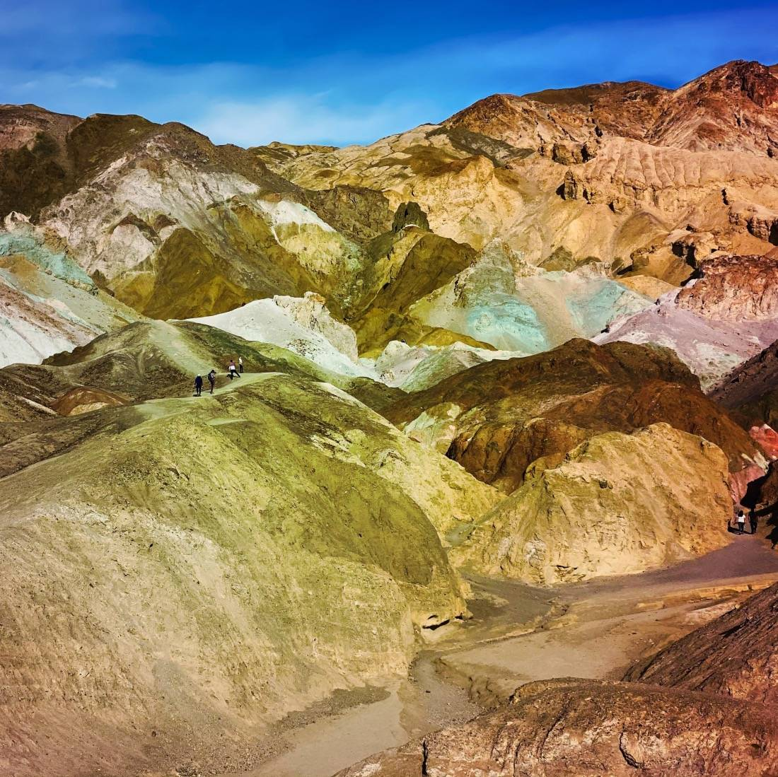 Death Valley Travel Series: Artist's Palette