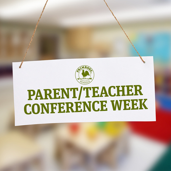 Parent Teacher Conference Week November 18th through November 25th.