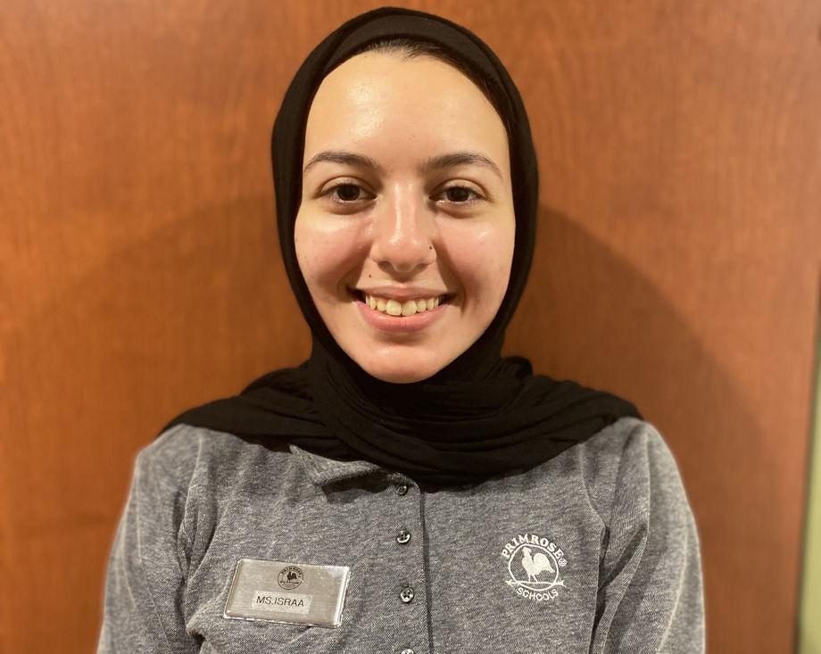 Israa Assaf , Support Teacher