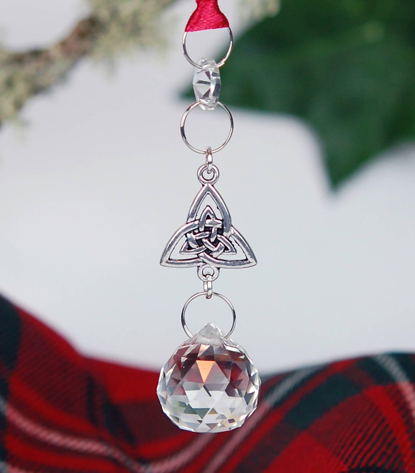 The Celtic Jewelry Studio Celtic Festival Online Celtic Knot Christmas Ornaments