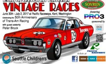 ACNW Audi Car Corral and SOVREN Historic Car Races