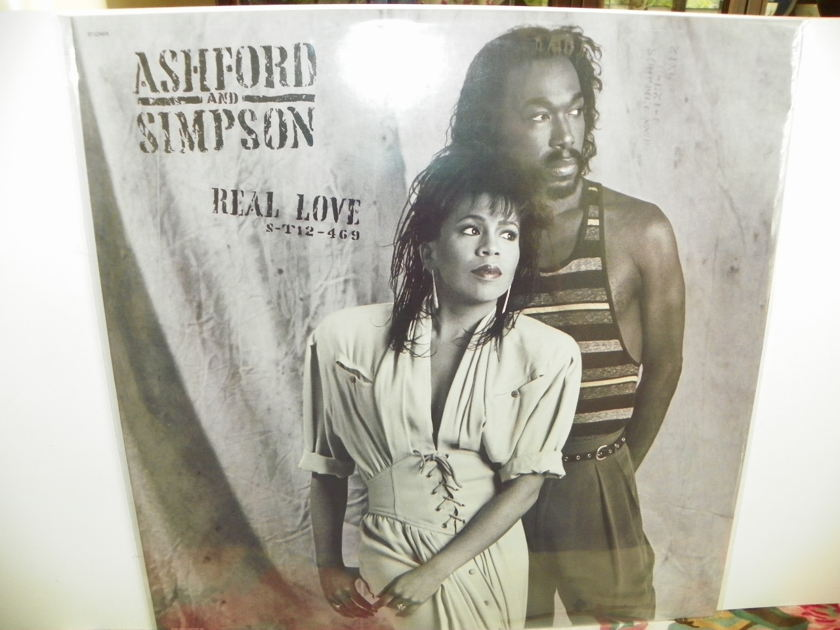 ASHFORD AND SIMPSON - REAL LOVE