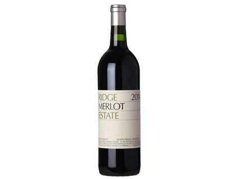 Ridge Vineyards Estate Merlot 2014